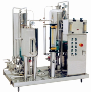 Carbonation Mixer