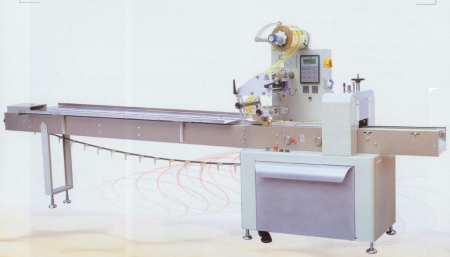 AHP-100 Horizontal Flow Wrapper