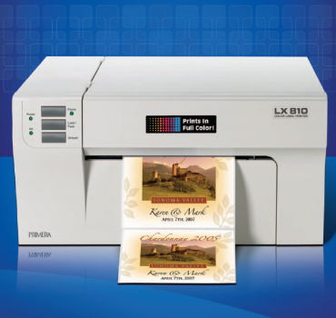 Full Color Label Printer