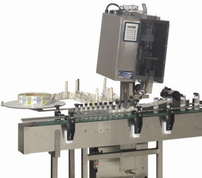 Automatic Labeling Systems - Full Body Sleeve Labeler