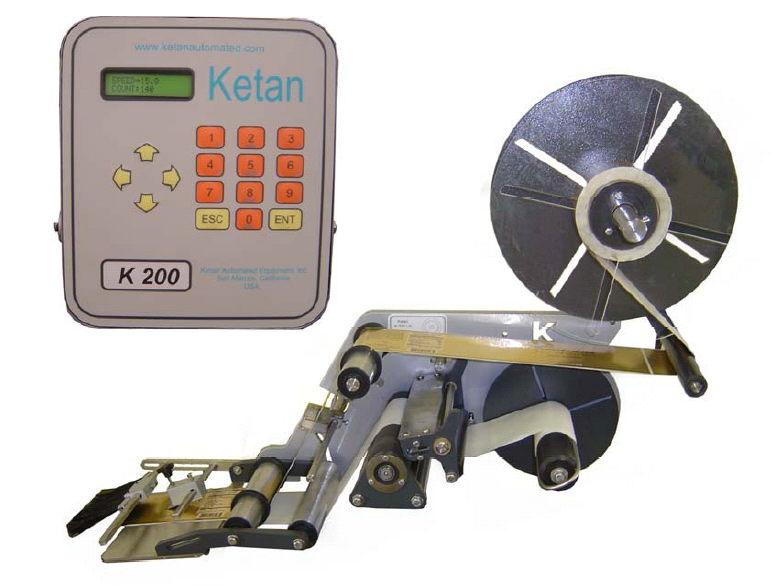 Automatic Labeling Systems - Label Applicator