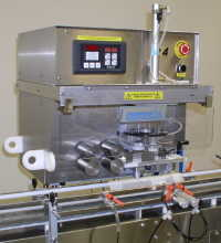 Packaging Equipment - Cotton Insertion Machine