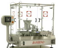 Pharmaceutical Fill and Stopper Machine