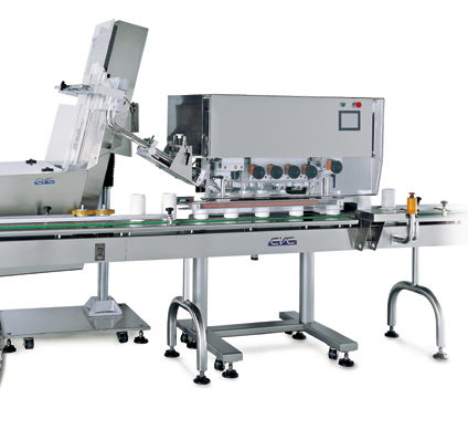 Automatic Capper Automatic Cappers