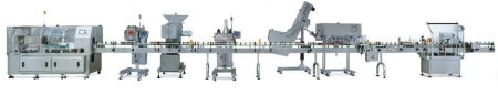 Pharmaceutical Tablet Packaging Line