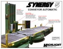 Synergy 5 Automatic Pallet Wrapper