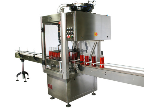 Automatic Screw Cappers Automatic Capping Equipment