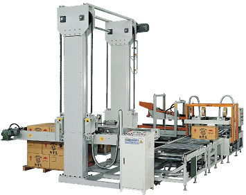 EC-902 Low Table Palletizer