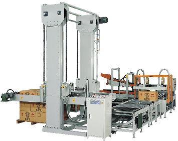 Automatic Palletizer Automatic Palletizing Machine