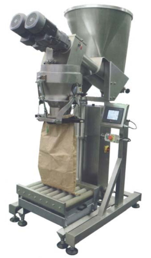 Twin Auger Filling System for large bags