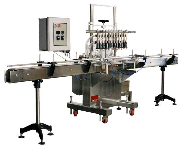 Overflow Pressure Filling Machine Pressure Filler