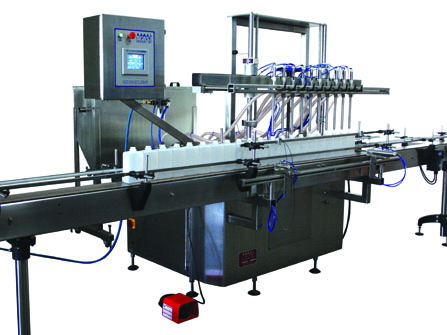 PU-7000 Automatic Pump Filler