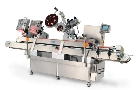 CVC-352 Servo Drive Wrap Labeling Machine