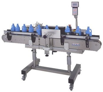 Automatic Labeling Systems - Wrap around labelers