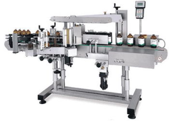 Automatic Labeling Systems - Front-Back-Wrap Labeler