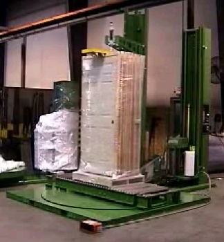 Pallet Wrappers Stretch Wrappers Pallet Wrapping Machines